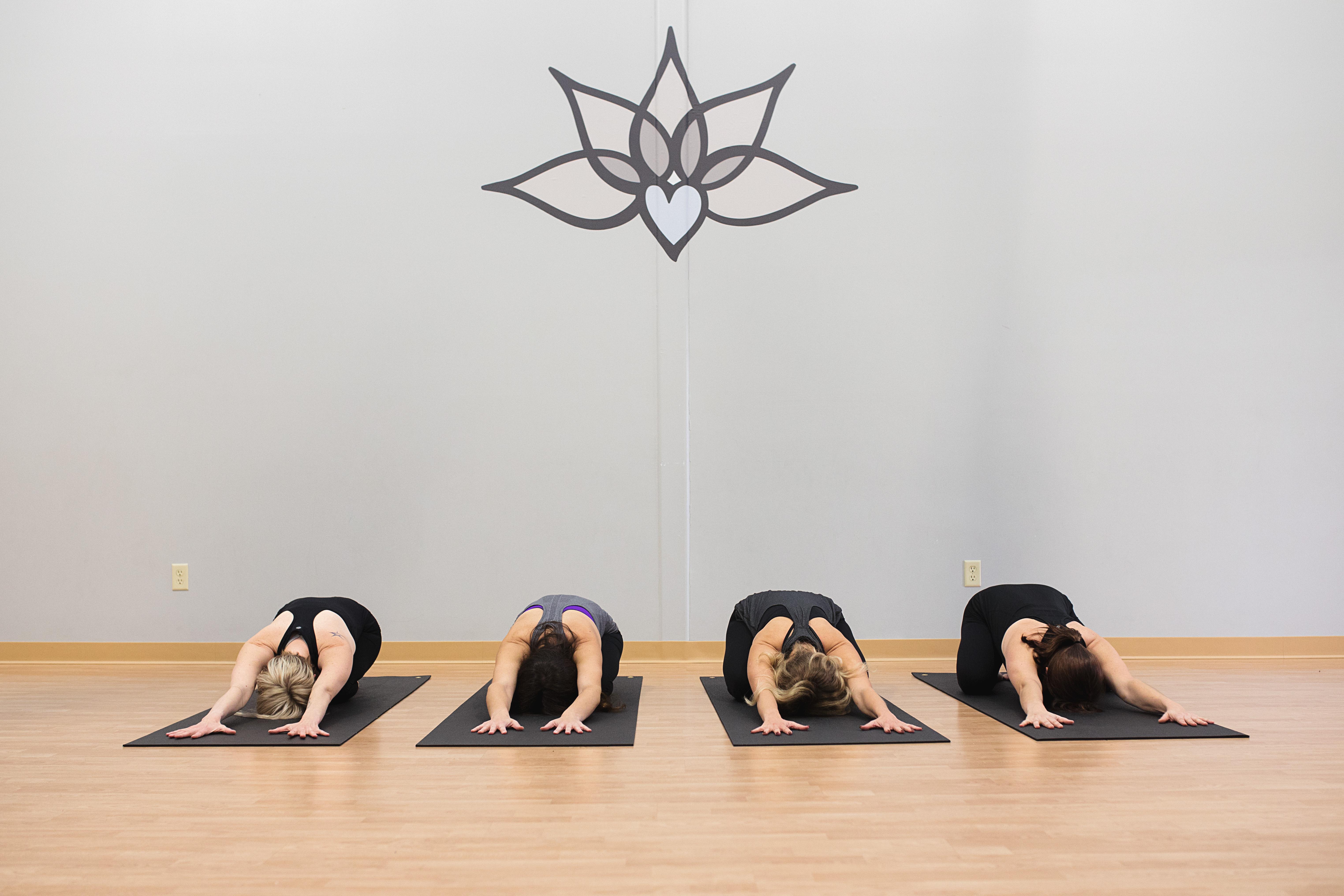 Yoga For Beginners!