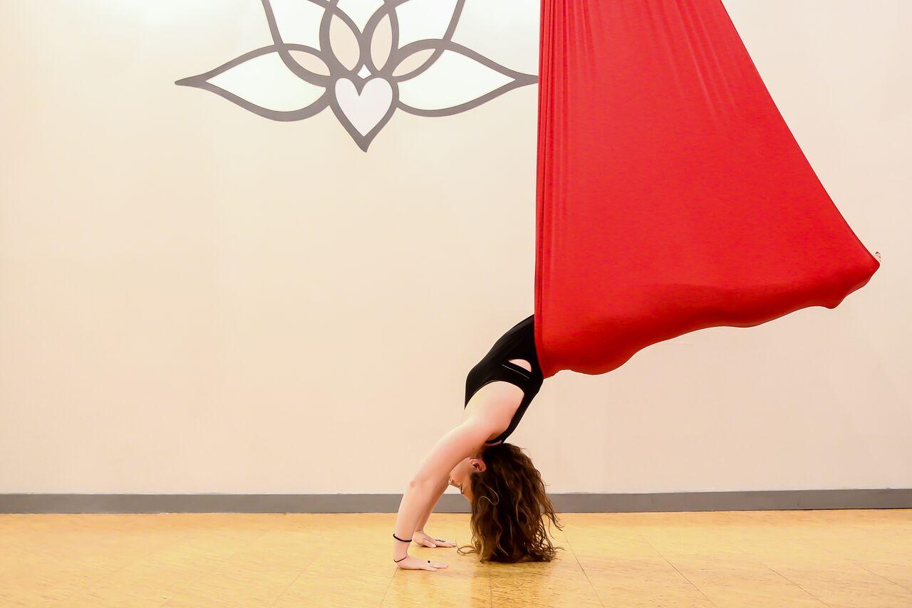 Tween Aerial Yoga
