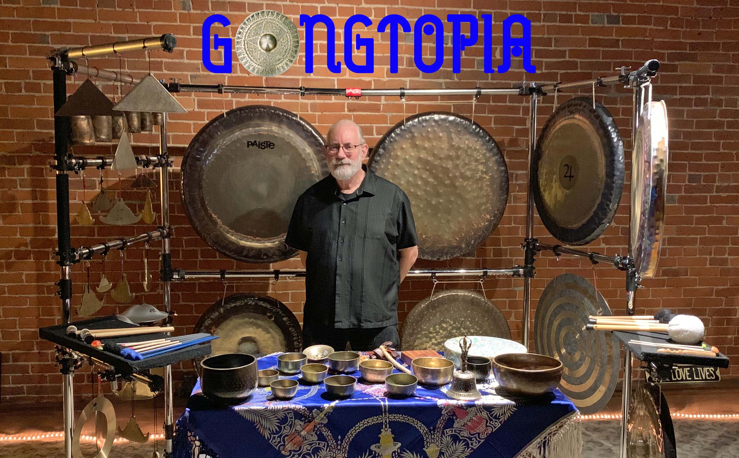 Gong Meditation with Michael Bettine