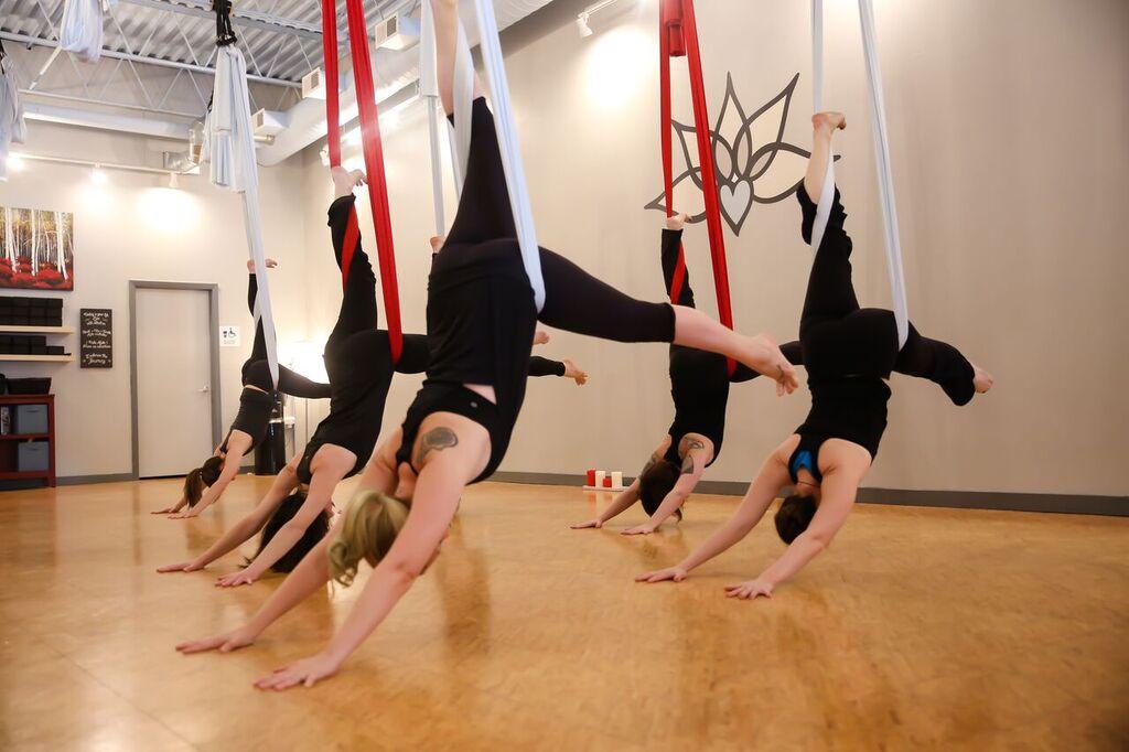 Unnata® Aerial Yoga